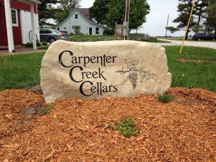 5. Carpenter Creek Cellars - Remington