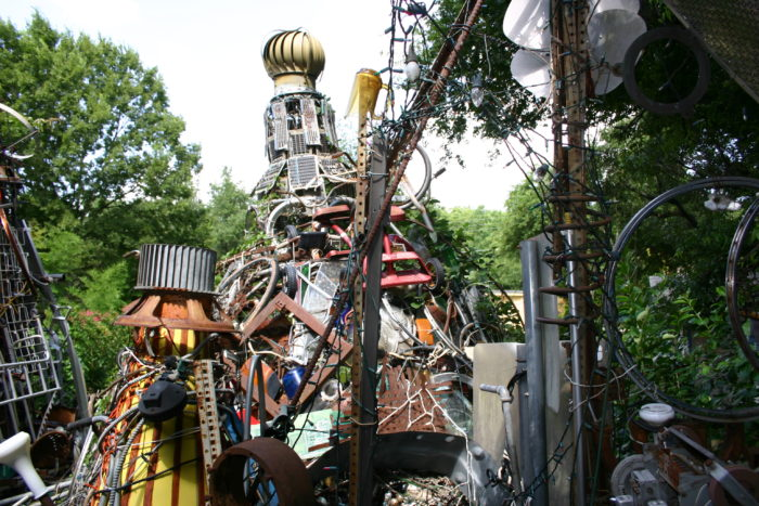 1. Cathedral of Junk