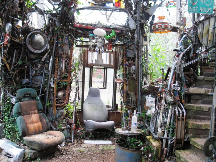 3. The Cathedral of Junk