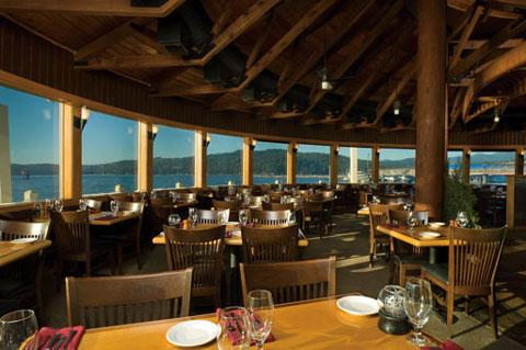 7. Cedars Floating Restaurant, Coeur d'Alene