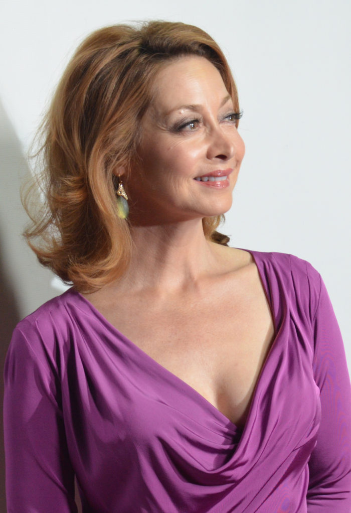 10. Sharon Lawrence