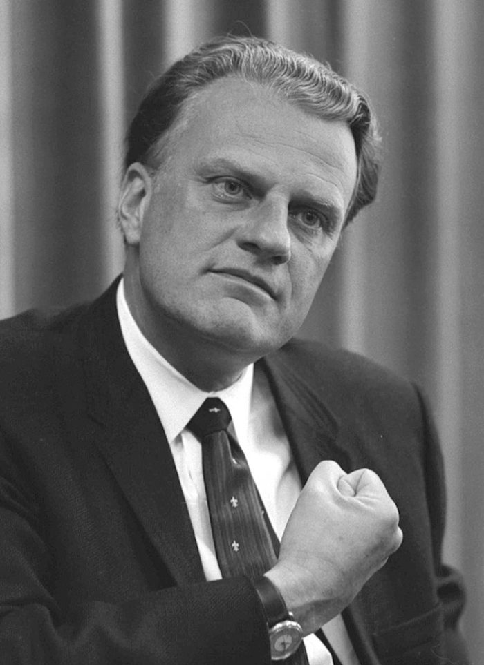 4. Billy Graham