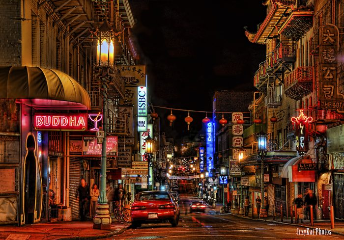 13. Explore the oldest and largest Chinatown in North America.