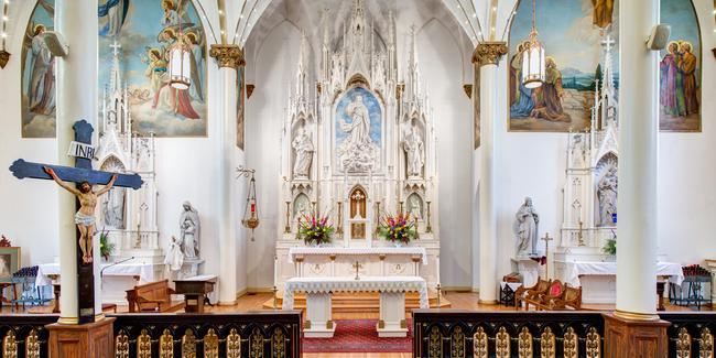1. Church Of The Assumption
