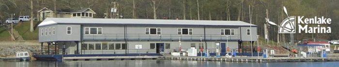7. Cindy's on the Barge, Kenlake Marina