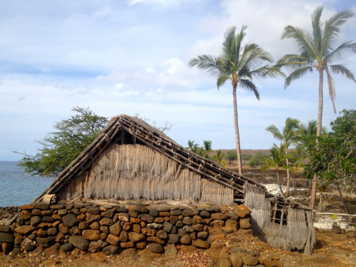 10. You can even visit ancient Hawaiian villages.