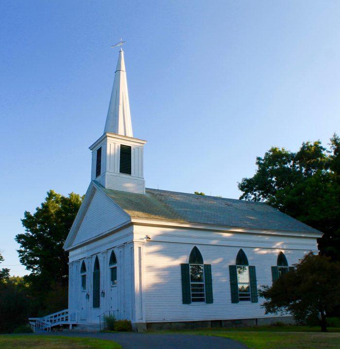 5. First Congregational Church of Leverett