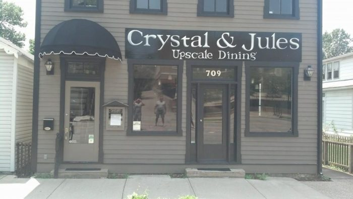 12. Crystal and Jules - Madison