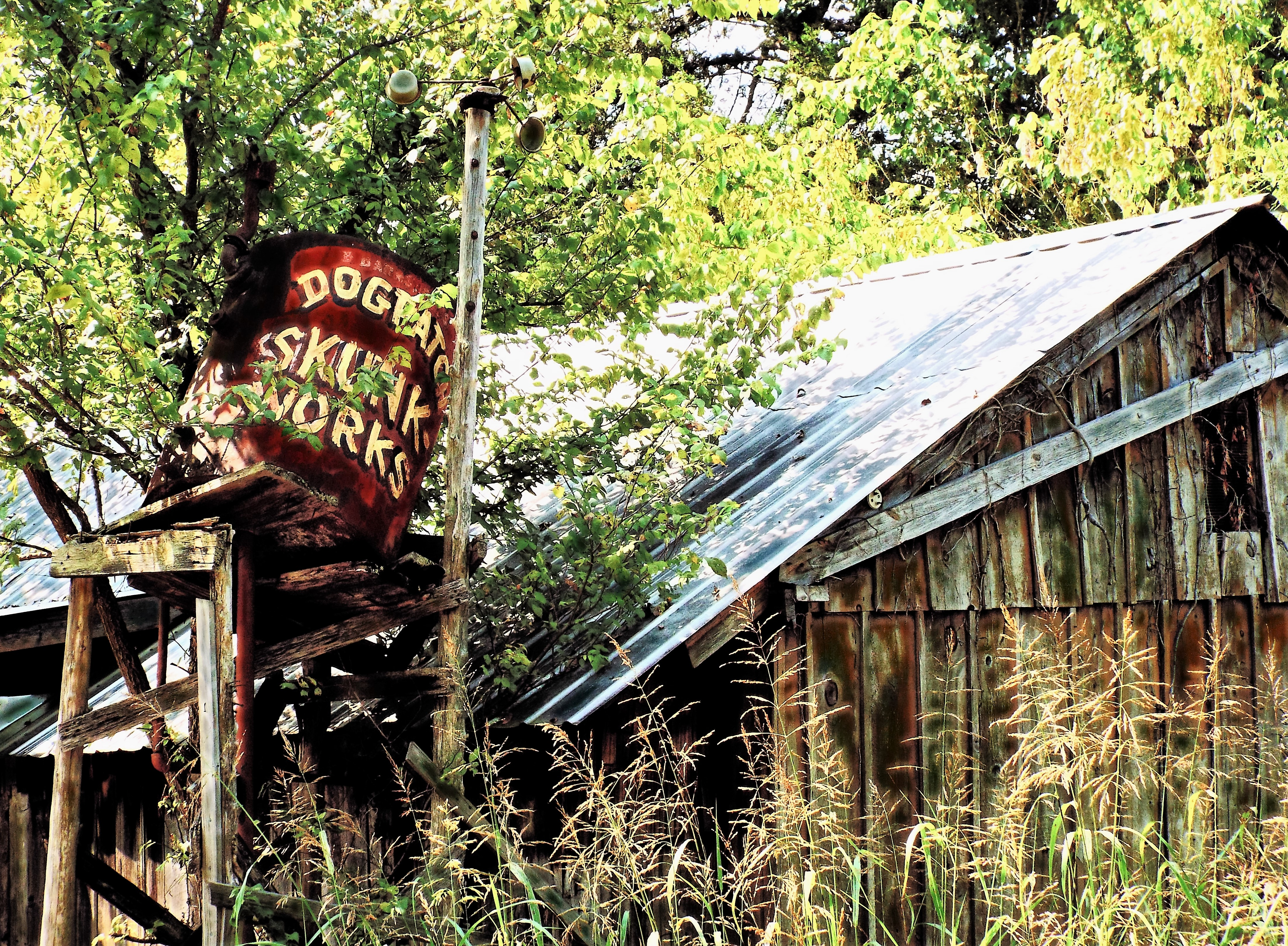 An Abandoned Hillbilly Theme Park Hides In The Hills Of