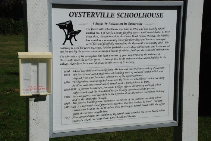 2. Oysterville