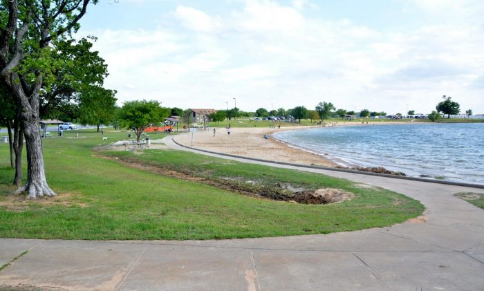 7. Ray Roberts Lake State Park - Pilot Point, TX