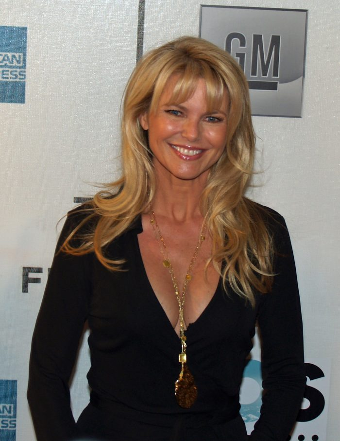 5. Christie Brinkley