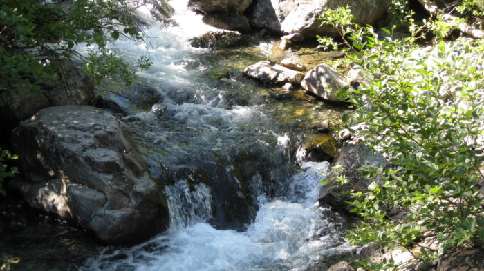 4. Take a refreshing swim in the Teanaway River in between Ellensburg and Cle Elum.