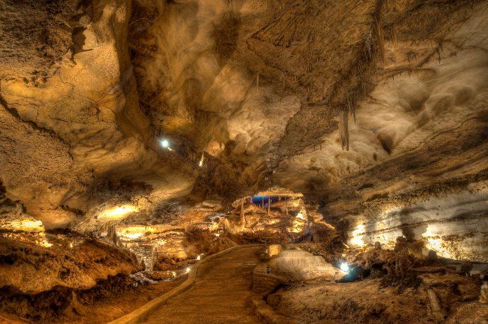 7. Inner Space Caverns