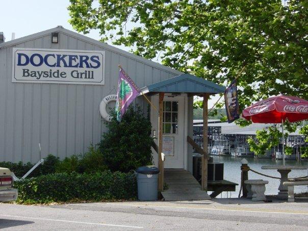 5. Docker's Bayside Grille, Grand Rivers