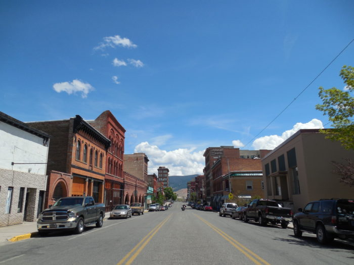 8. An Old Butte Historical Tour