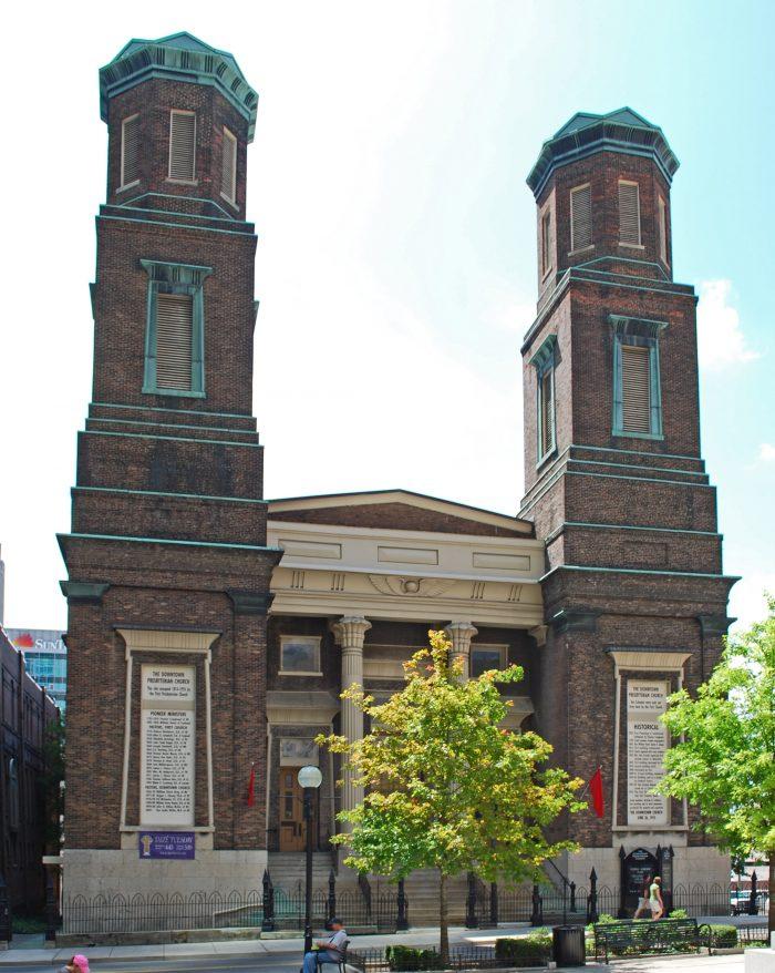 7. Downtown Presbyterian Church