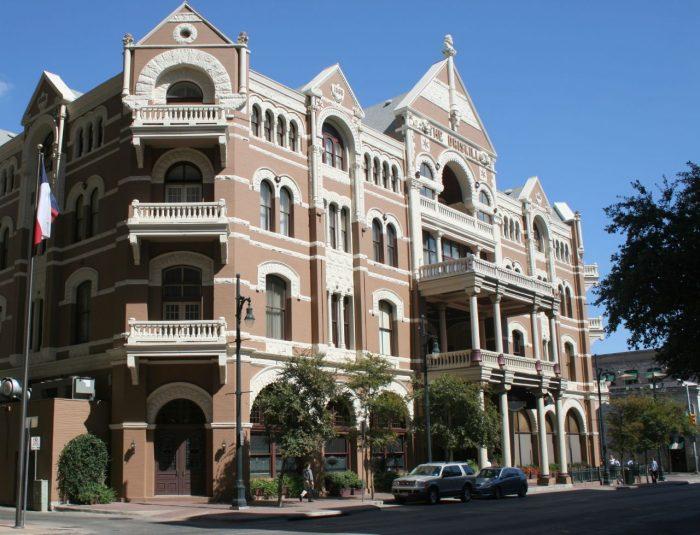 6. The Driskill Hotel