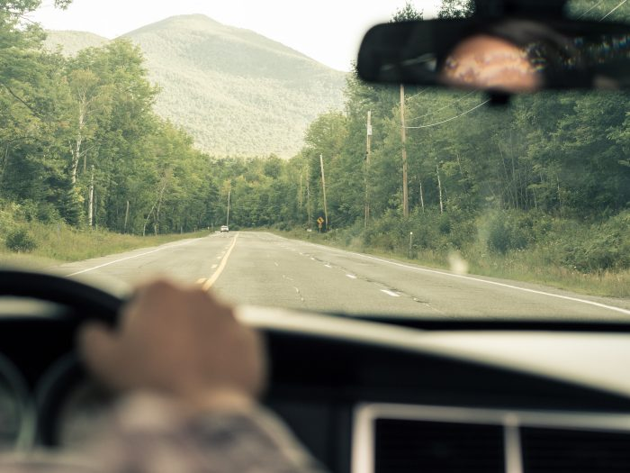 5. Because every drive, is a scenic drive.