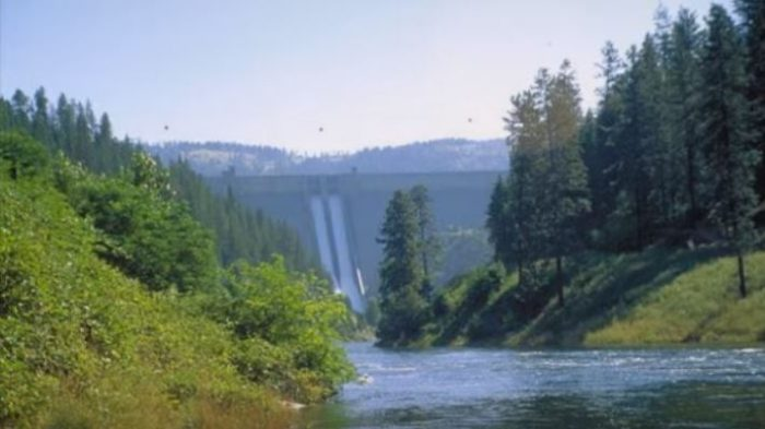 Dworshak Dam - Idaho