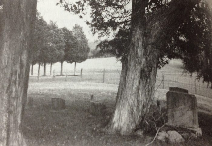 11. Dyer Cemetery - Eagleville