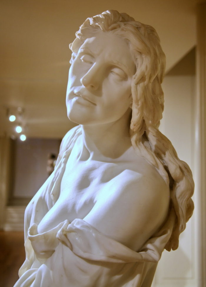 Perhaps her most famous statue sits at the Smithsonian American Art Museum.
