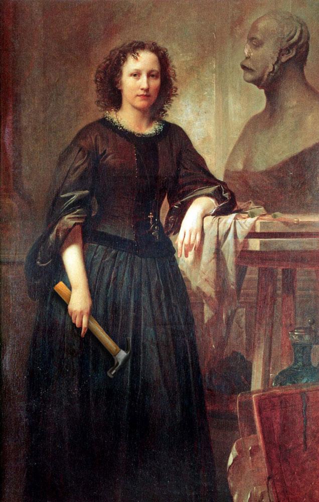 Ney was a trailblazer for female artists.