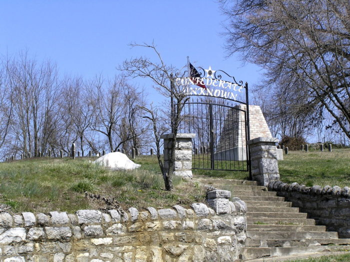 7. East Hill Cemetery