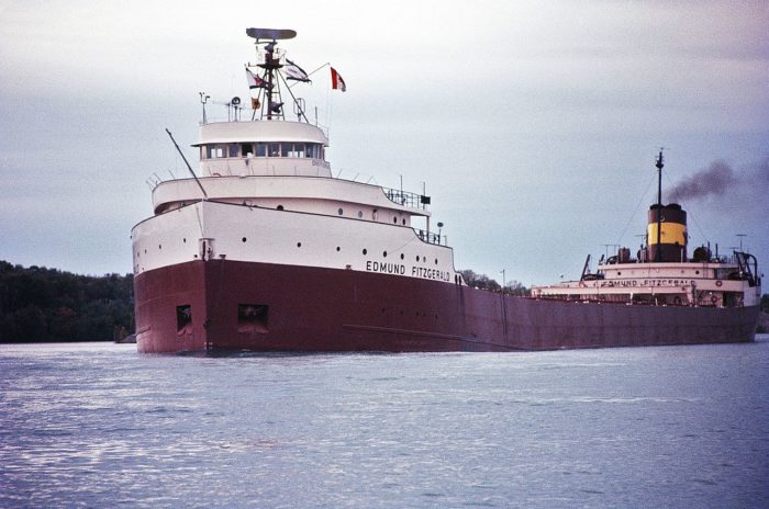 4. The Duluth-based Edmund Fitgerald is the most famous and recent of these Minnesota wreckages, mysteriously sinking in 1975.