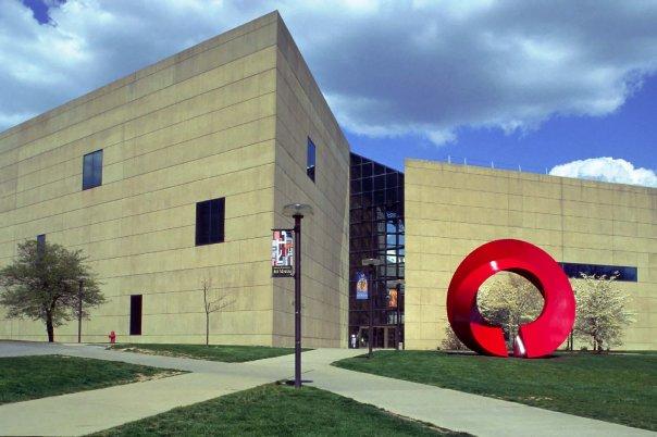 6. Eskenazi Museum of Art @ Indiana University - Bloomington