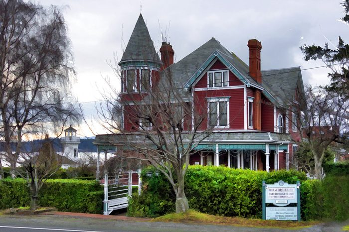 1. The F.W. Hastings House in Port Townsend.