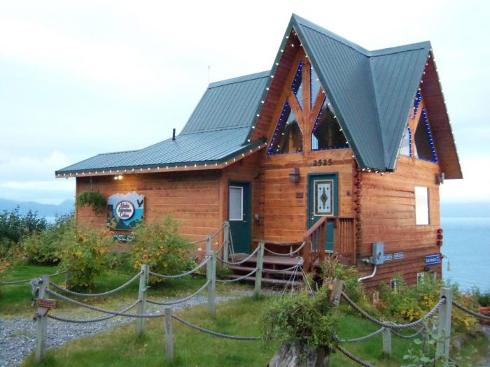 10. Alaska Adventure Cabins – Homer