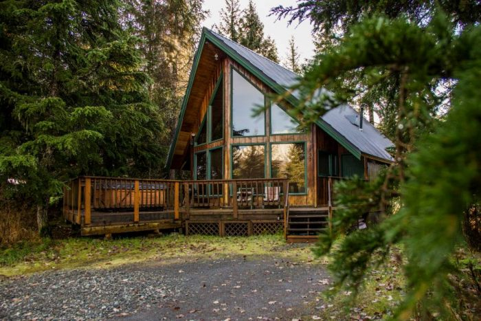 5. Alyeska Accommodations – Girdwood