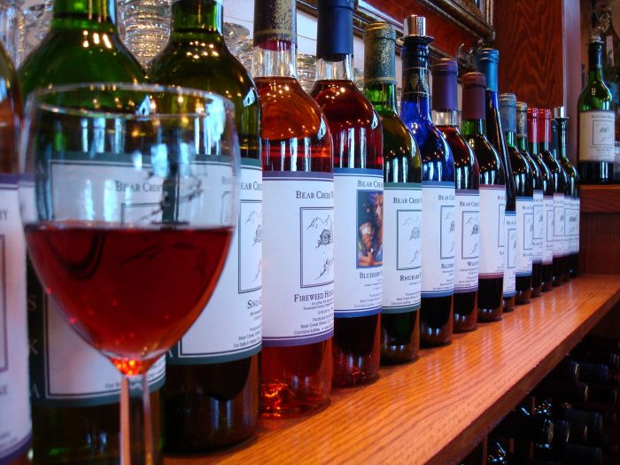 Facebook - Bear Creek Winery and Lodging