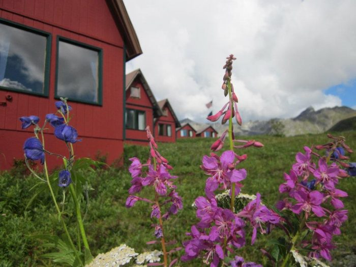 1. Hatcher Pass Lodge – Palmer