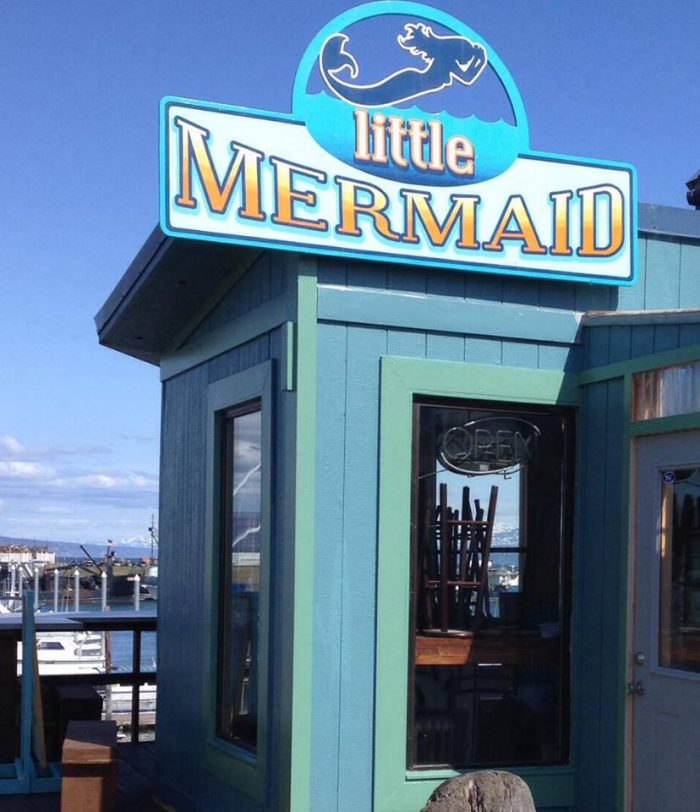 Facebook - Little Mermaid