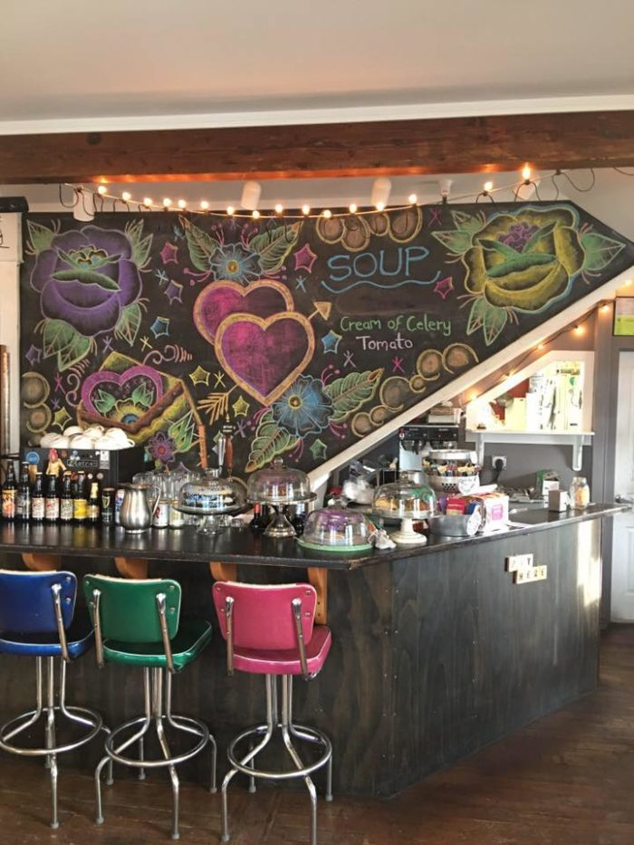 8. The Lakespur Café – Sitka