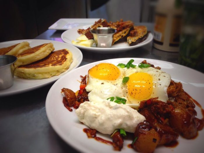 1. The Rookery Café – Juneau