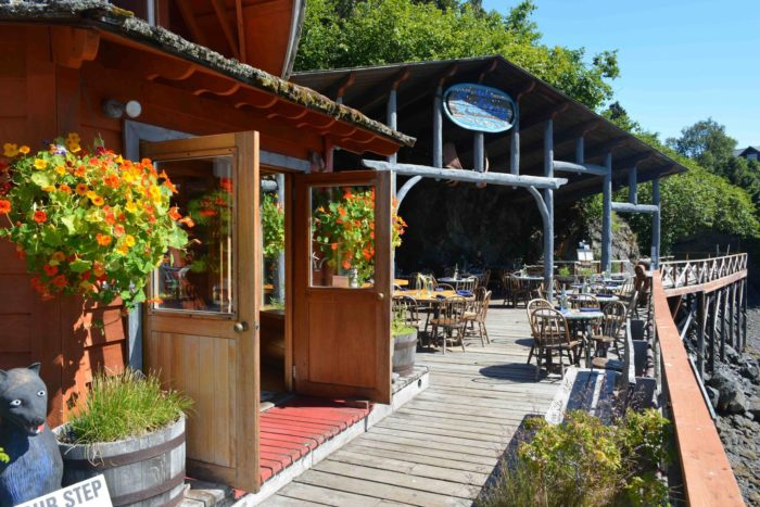 9. The Saltry – Halibut Cove