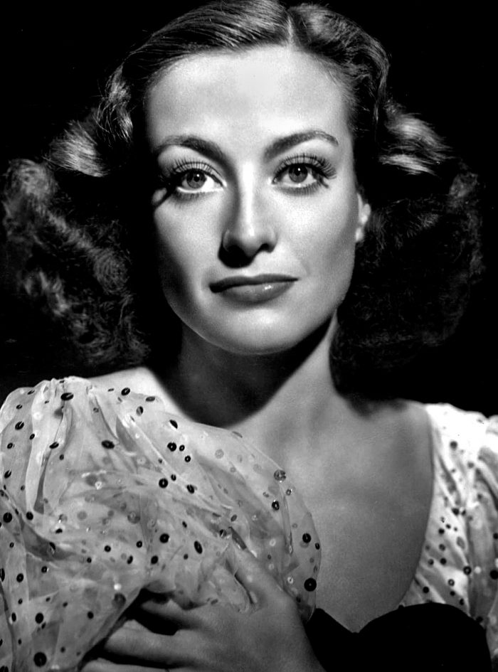 9. Joan Crawford