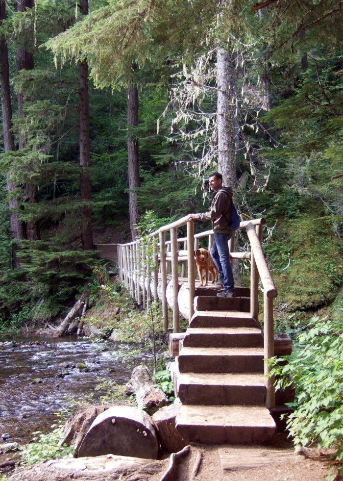 6. Greenwater Lakes Trail, Mount Rainier