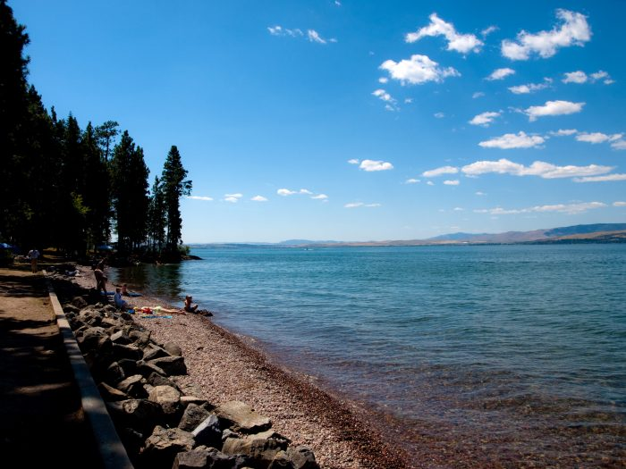 1. Flathead Lake