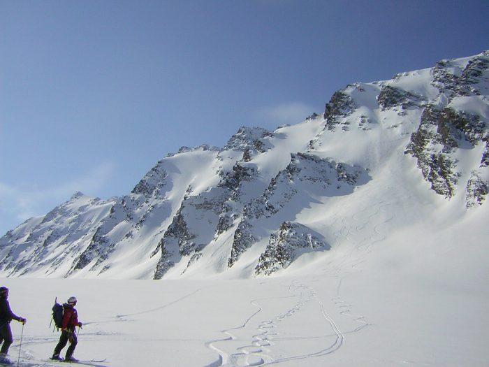 1. Small mountains.