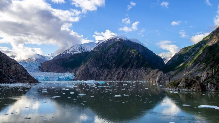 8. One word: glaciers. And plenty of em'!