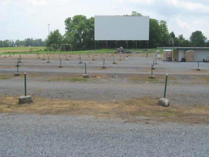 6. Drive-In theaters.