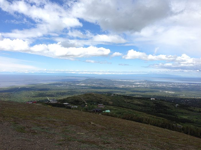 11. Flattop Mountain – Anchorage