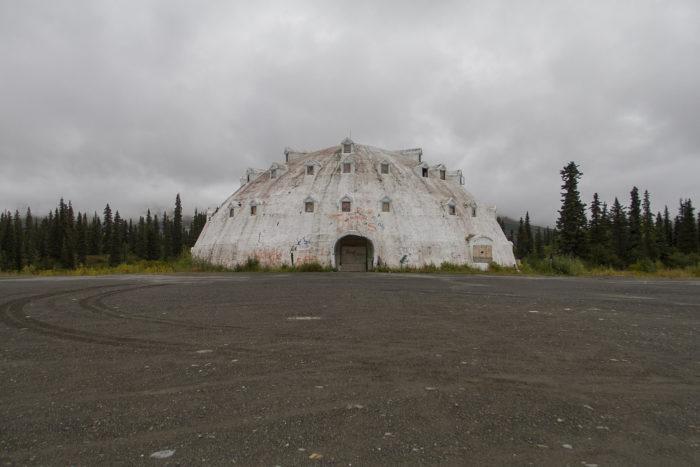 13. Abandoned Igloo Hotel