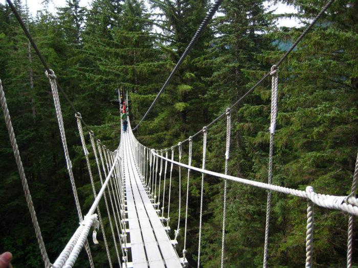 Alaska Canopy Adventures - Juneau & Ketchikan