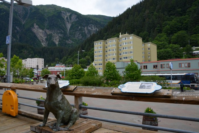 11. Patsy the Dog Statue – Juneau