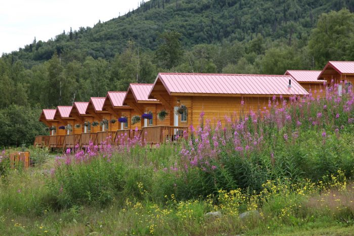 14. Knik River Lodge – Palmer